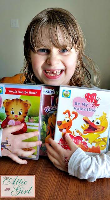 PBS Kids, WordWorld, Daniel Tiger, Dinosaur Train