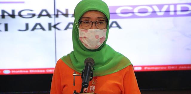 Bertambah 127 Orang, Pasien Covid-19 Di Jakarta Berjumlah 5.922 Orang