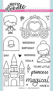 Happily Ever Crafter Stamps