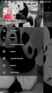 BBM MOD Panda Full Features Terbaru
