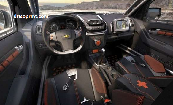 2016 Chevrolet Colorado Zr2 Specs