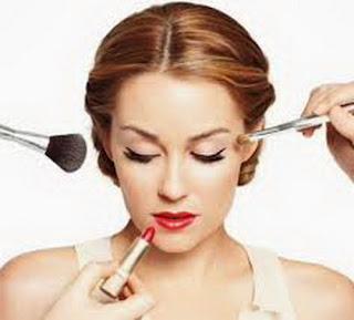 8 Langkah Yang Benar Make Up Wajah Agar Tampil Cantik Setiap Hari