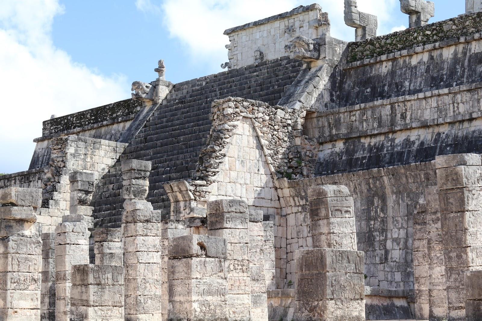 chichen itza mayan ruins, mayan ruins, chichen itza