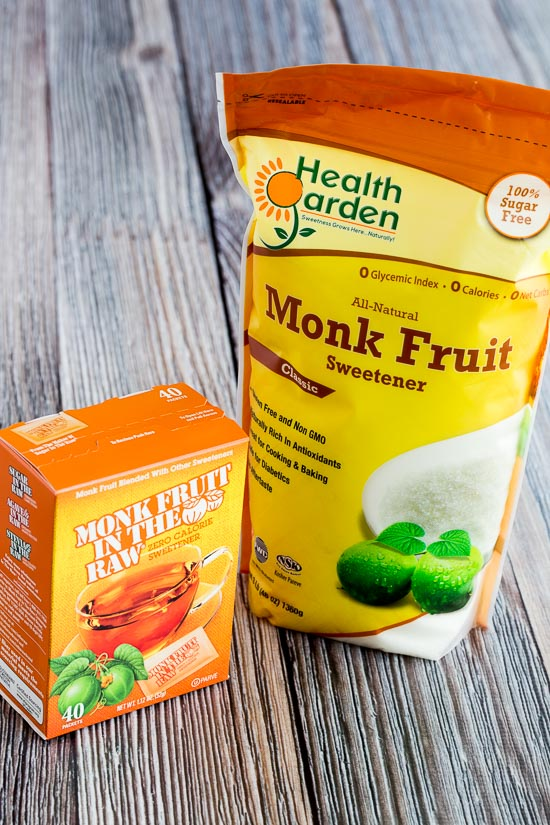 Kalyn's Kitchen Picks: Monkfruit Zero Calorie Sweetener