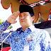 Wagub Steven Irup Peringatan ke 71 Hari Bela Negara dan Bacakan Sambutan Jokowi