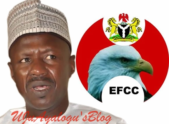 UPDATED: Magu taken for 'questioning', DSS denies involvement