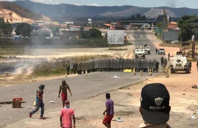 """Olnar Ortiz: """"El pueblo pemón sigue herido gravemente igual que Venezuela"""""""