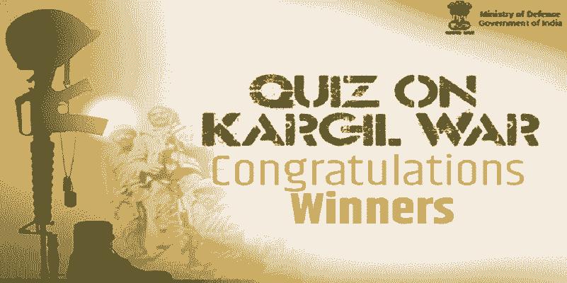 Quiz on Kargil War