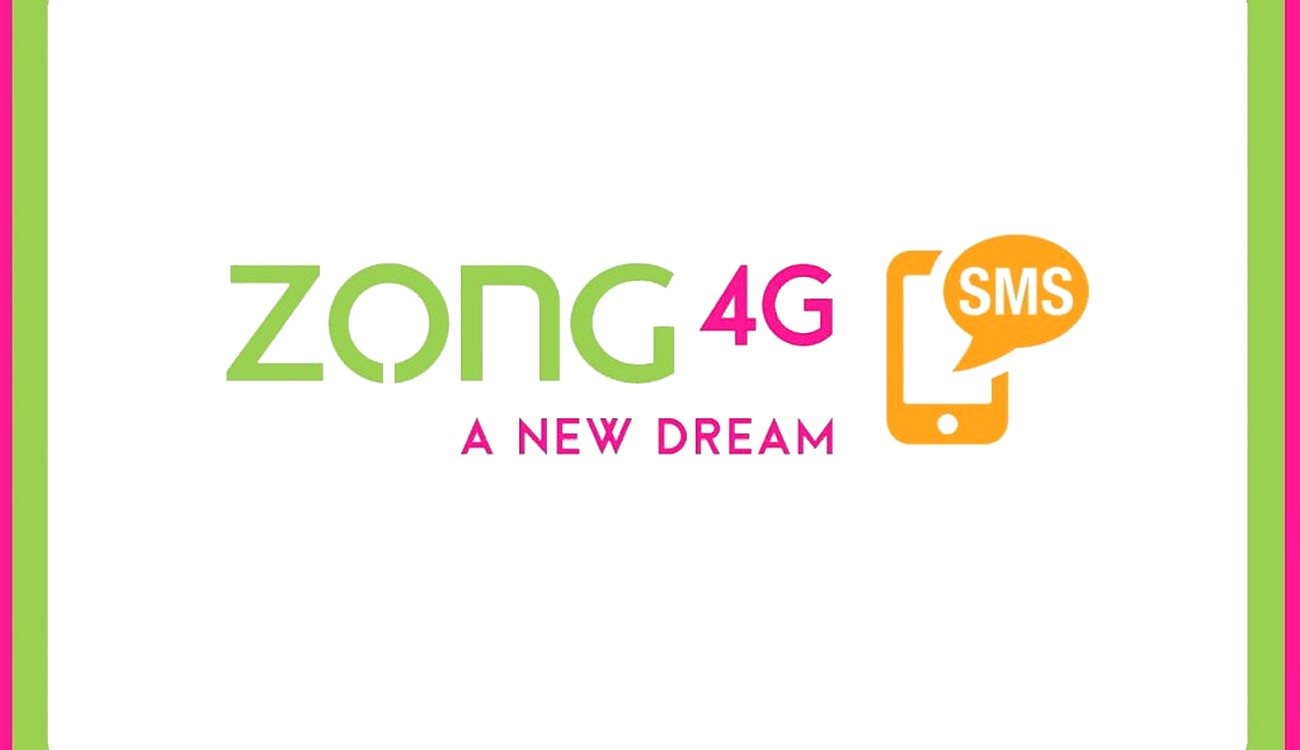 Zong Daily Sms Packages 2020
