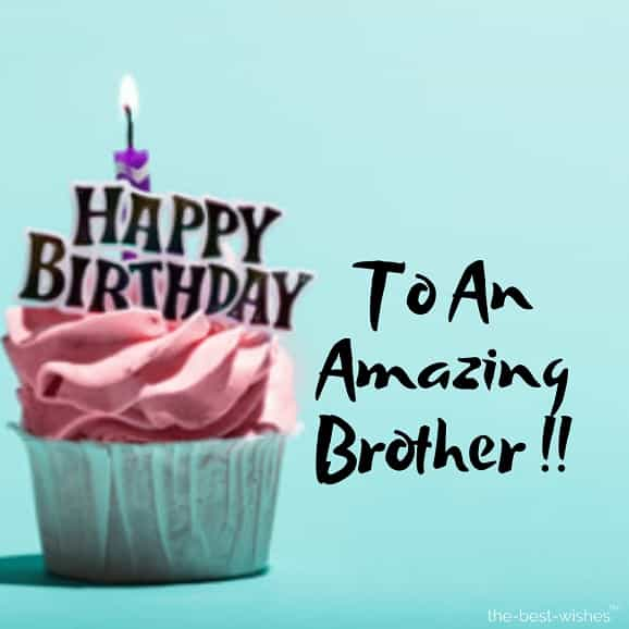 pictures of happy birthday brother