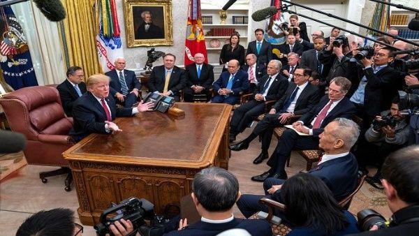 EE.UU. y China anuncian medidas para equilibrar la balanza comercial