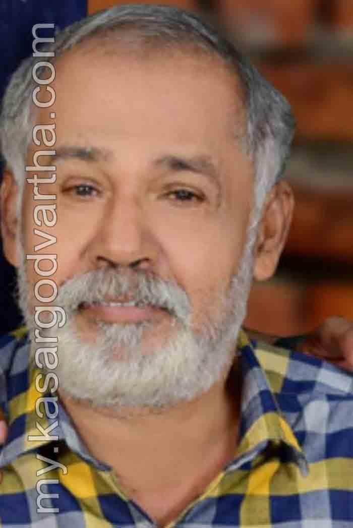 News, Bovikanam, Kasaragod, Obituary, Kerala, Damodaran of Bovikkanam Ammangod passed away.