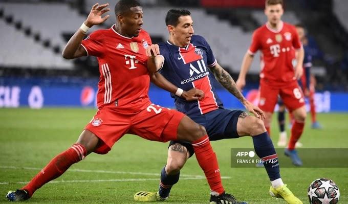 Bayern Ahogó a Psg En Francia, Pero No Logró La Remontada En Champions.