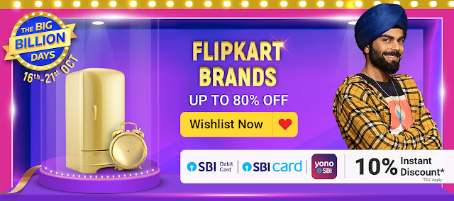 BIG BILLION DAY FLIPKART 2020