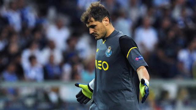 Iker Casillas cree que el hombre nunca llegó a la Luna