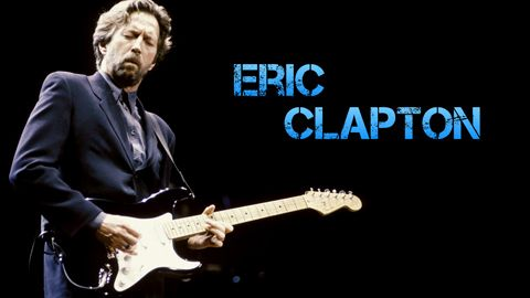 Biografia y Equipo de Eric Clapton
