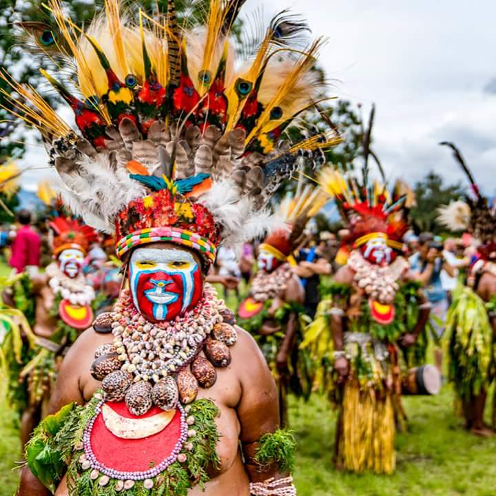 Kaulga's Travel Diary: Mount Hagen Cultural Show bigger and