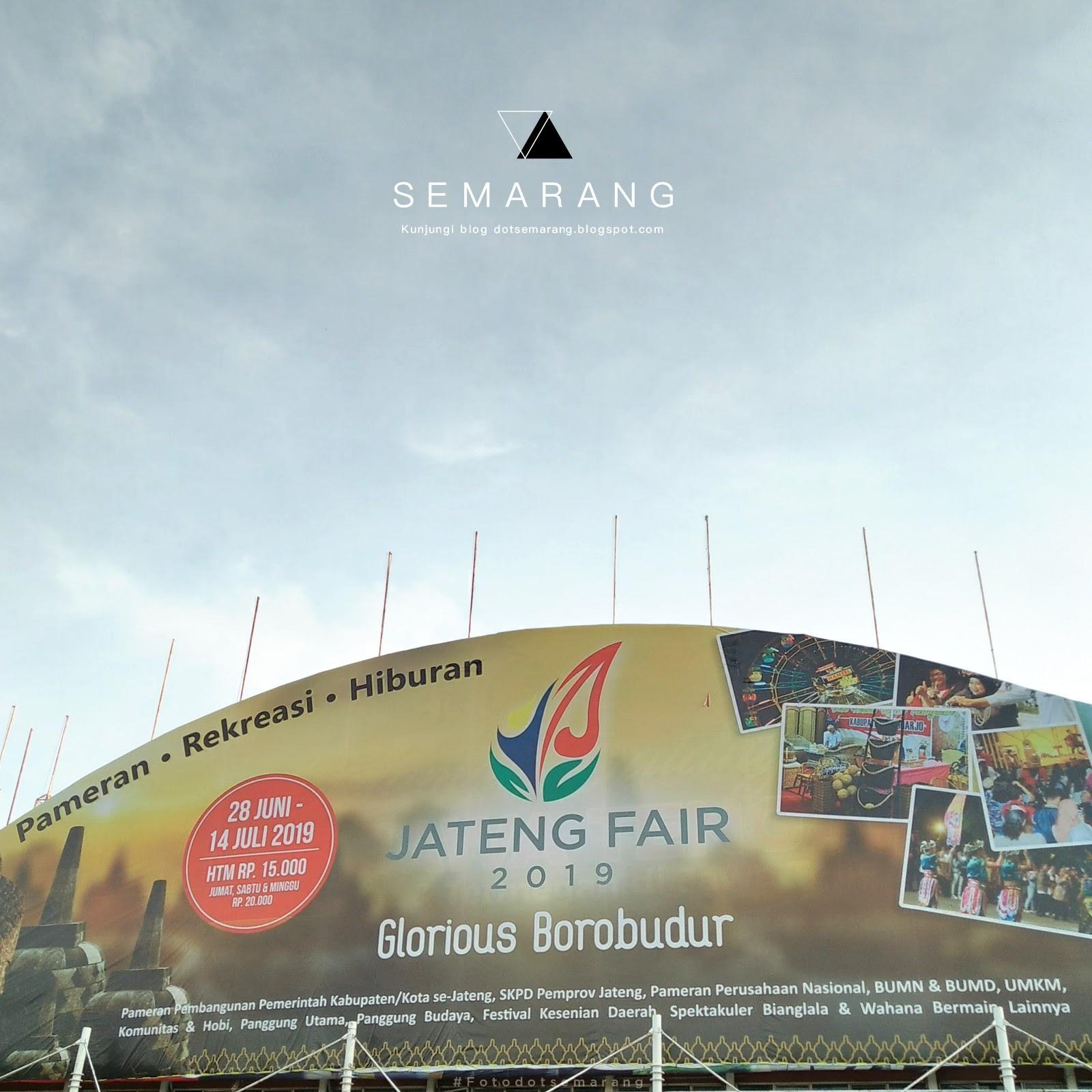 Agenda Jateng Fair 2019