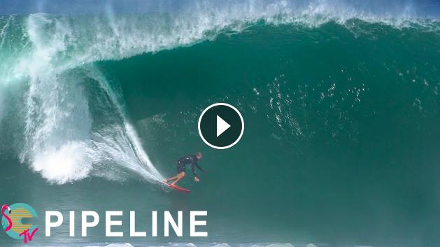 Pipeline Backdoor Surf RAW