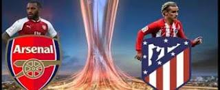 اون لاين مشاهدة مباراة ارسنال واتلتيكو مدريد بث مباشر 3-5-2018 الدوري الاوروبي اليوم بدون تقطيع