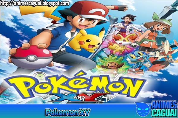 Pokemon Xy 001