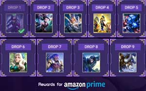 Event Amazon Mobile Legends