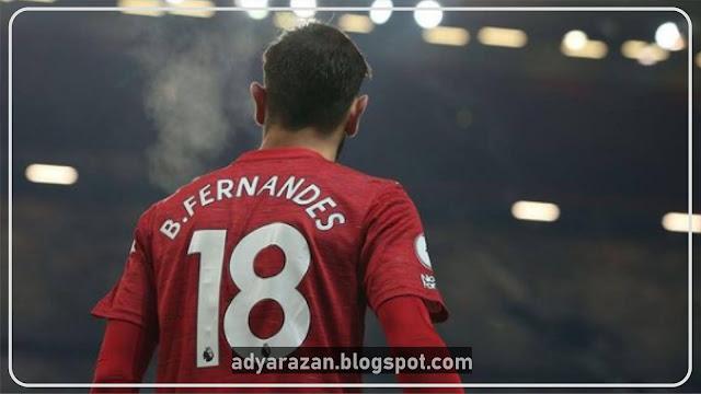 Profil Bruno Fernandes