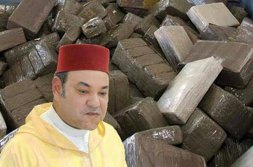المخدرات...أحد أهم ركائز ثروة ملك المغرب.