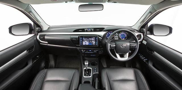 Nova SW4 2016 interior