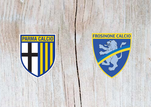 Parma vs Frosinone - Highlights 04 November 2018