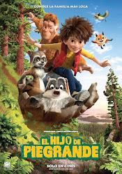 El Hijo de PieGrande / Bigfoot Poster