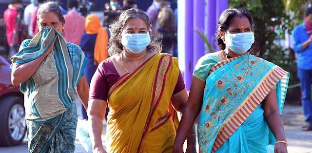 Imbas Pekerja Migran Pulang Kampung, Kasus Harian Covid-19 India Hampir Sentuh 10 Ribu