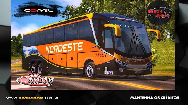 COMIL 1200 6X2 - VIAÇÃO EXPRESSO NORDESTE