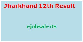 Jharkhand 12th Result 2017
