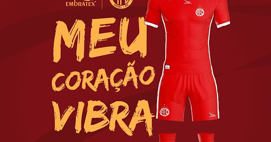 Embratex lança as novas camisas do América de Natal
