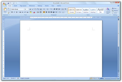 Features of Ms-Word