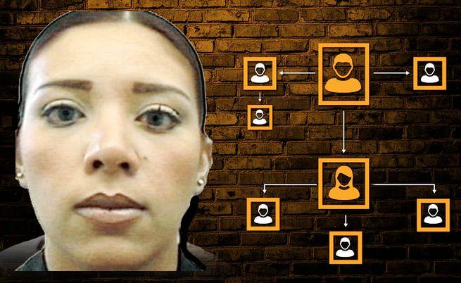 Ella es Jessica Oseguera, la mercadóloga heredera del CJNG