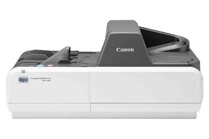 Canon imageFORMULA CR-135i High-Volume Check Transport Driver Downlad Windows