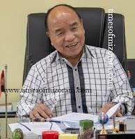 Mizoram MNF President