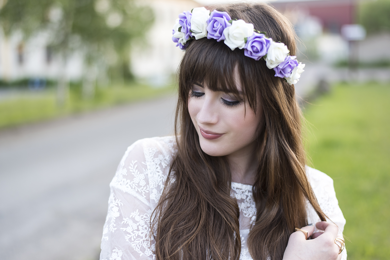 Modeblog-Deutschland-Deutsche-Mode-Mode-Influencer-Andrea-Funk-andysparkles-Berlin-Flowercrown-Sommerlook