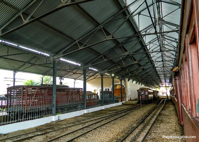 Estação Ferroviária de São João del Rei, Minas Gerais