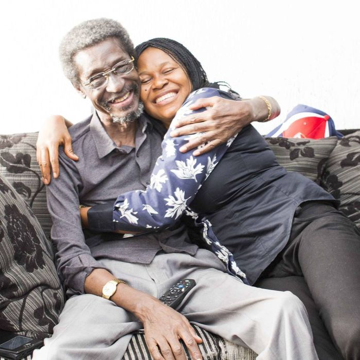 Sadiq Daba Is Back In Nigeria