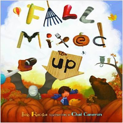 Fall Book for Primary Kids - Fall Mixed Up