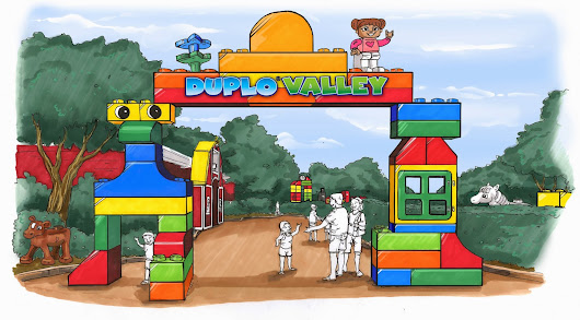 LEGOLAND Florida's DUPLO® Valley- Opening May 23, 2014