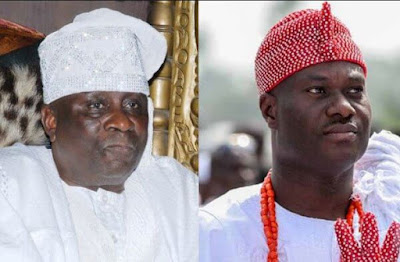 Fire outbreak at Oba of Lagos' palace and Nigerian's react