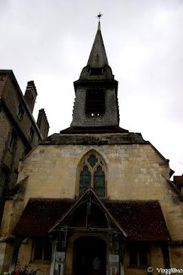 La Chiesa di Saint Etienne ospita il Museo della Marina
