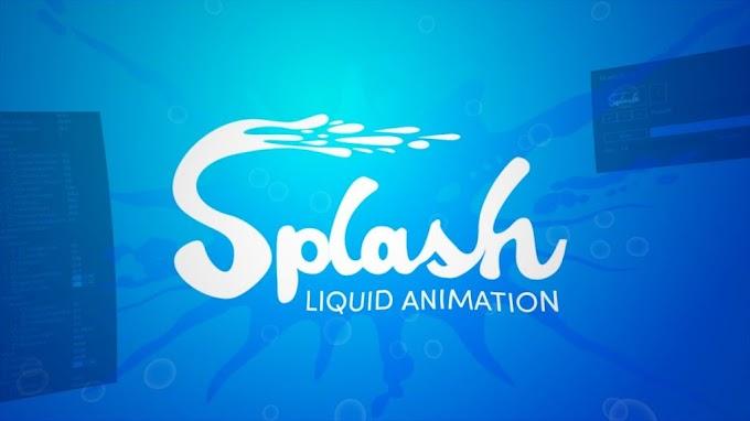 Splash v1.01[AEScripts][After Effects][Plugin][WIN][MAC]