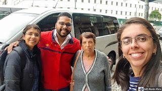 Transfer em Curitiba com a Andes Tur