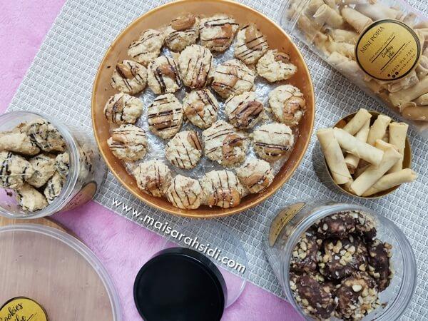 Beli Biskut Raya Cookies Vibe Online, Senang Kerja!