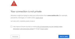 Pentingnya Keamanan Website